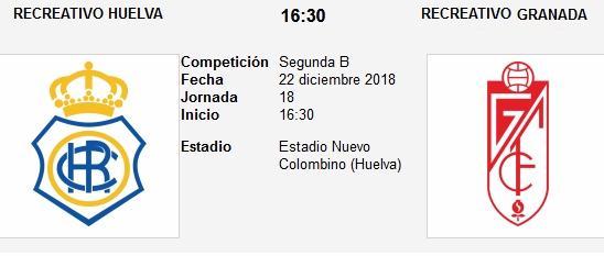 J.18 2ªB G.4º 2018/2019 RECRE-REC.GRANADA (POST OFICIAL) 2554
