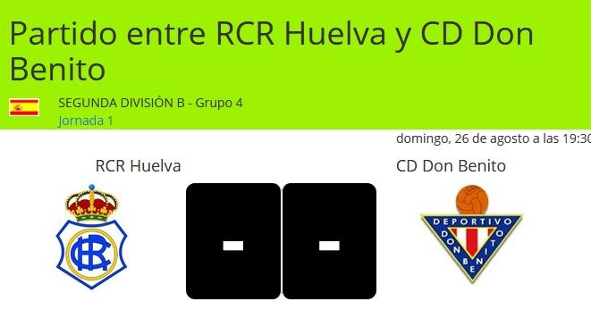 J.1 2ªB G.4º TEMP.18/19  RECRE-CD DON BENITO (POST OFICIAL) 2610