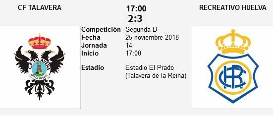 J.14 2ªB G.4º 2018/2019 CF TALAVERA-RECRE (POST OFICIAL) 2933