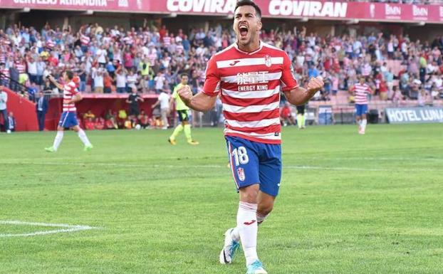 Oviedo y Granada cierran el acuerdo por Joselu 2josel10