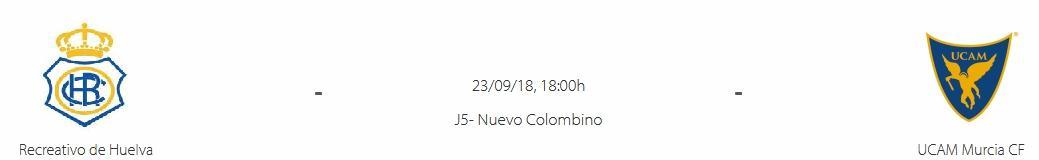 J.5 2ªB G.4º TEMP. 2018/2019 RECRE-UCAM MURCIA (POST OFICIAL) 3015