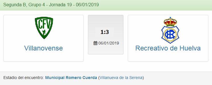 J.19 2ªB G.4º 2018/2019 CF VILLANOVENSE-RECRE (POST OFICIAL) 3042