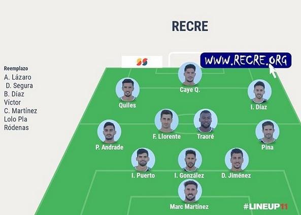 J.18 2ªB G.4º 2018/2019 RECRE-REC.GRANADA (POST OFICIAL) Capt1064