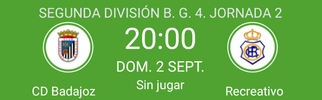 J.2 2ªB G.4º TEMP.18/19 CD BADAJOZ-RECRE (POST OFICIAL) Captu148
