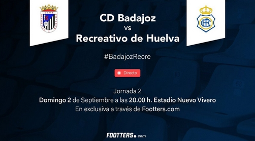 J.2 2ªB G.4º TEMP.18/19 CD BADAJOZ-RECRE (POST OFICIAL) Captu162