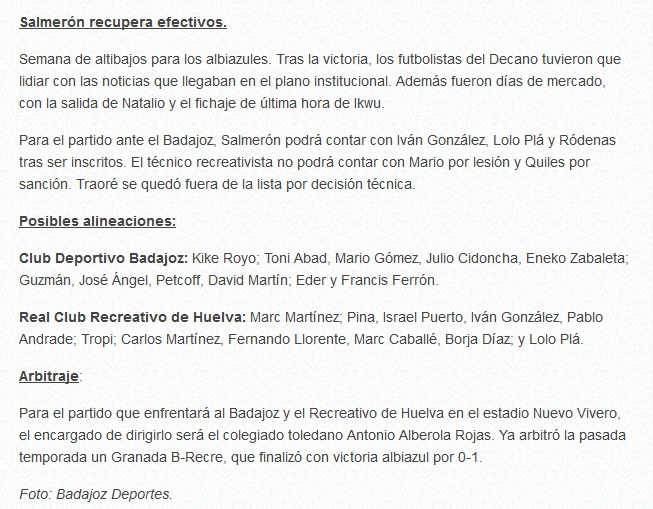 J.2 2ªB G.4º TEMP.18/19 CD BADAJOZ-RECRE (POST OFICIAL) Captu178