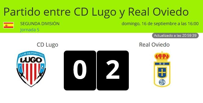 J.5 LIGA 123 2018/2019 CD LUGO-R.OVIEDO (POST OFICIAL) Captu298