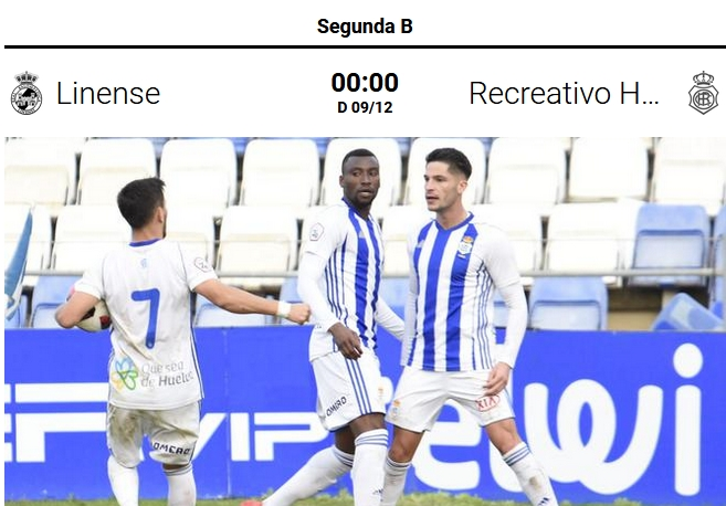 J.16 2ªB G.4º 2018/2019 RB LINENSE-RECRE (POST OFICIAL) Captu889
