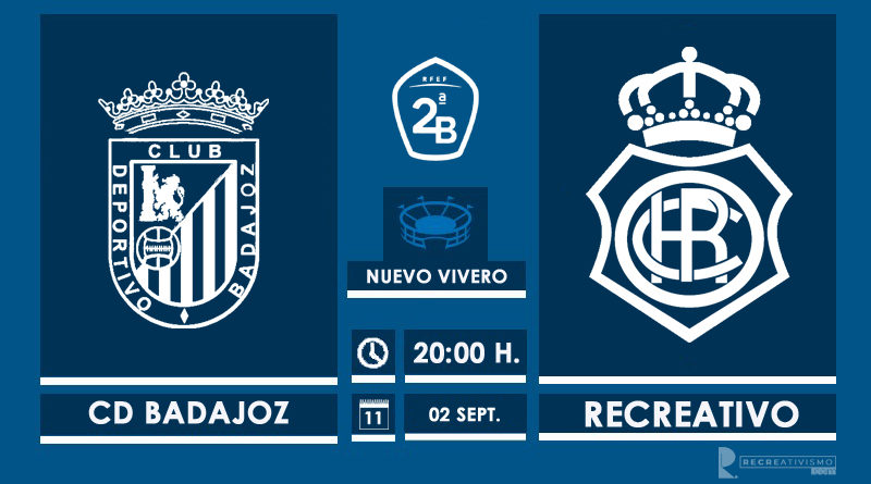 J.2 2ªB G.4º TEMP.18/19 CD BADAJOZ-RECRE (POST OFICIAL) Cartel12