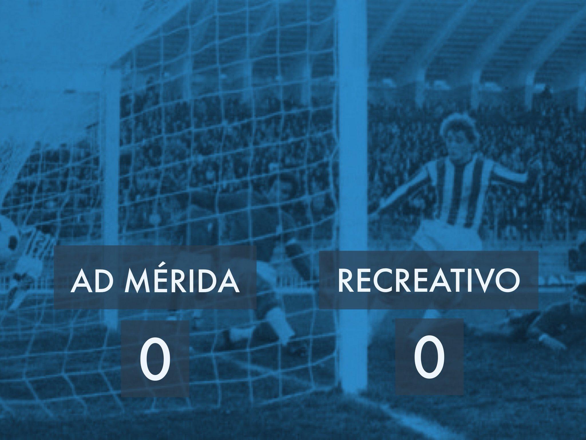 AD MERIDA 0-RECRE 0 PRESENTACION MERIDA 18/19 AMISTOSO Dkobtm10