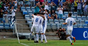 J.2 2ªB G.4º TEMP.18/19 CD BADAJOZ-RECRE (POST OFICIAL) Recre110