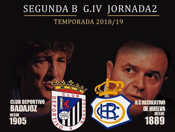 J.2 2ªB G.4º TEMP.18/19 CD BADAJOZ-RECRE (POST OFICIAL) Sin-tz11