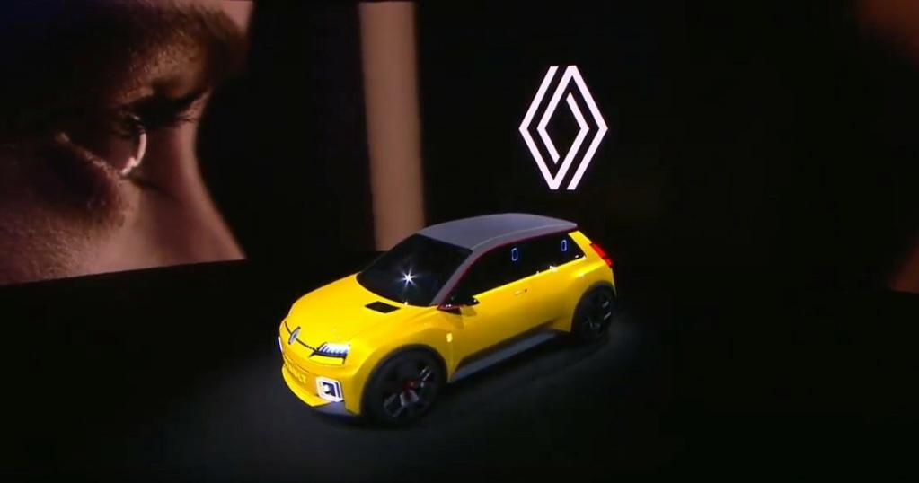 2021 - [Renault] 5 E-Tech Captur10