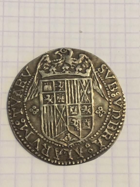 Reproducción de un Doble excelente de los Reyes Catolicos. Sevilla. Img_0610