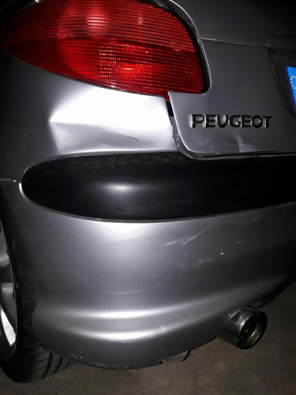 Accident coffre 206 CC 33769810