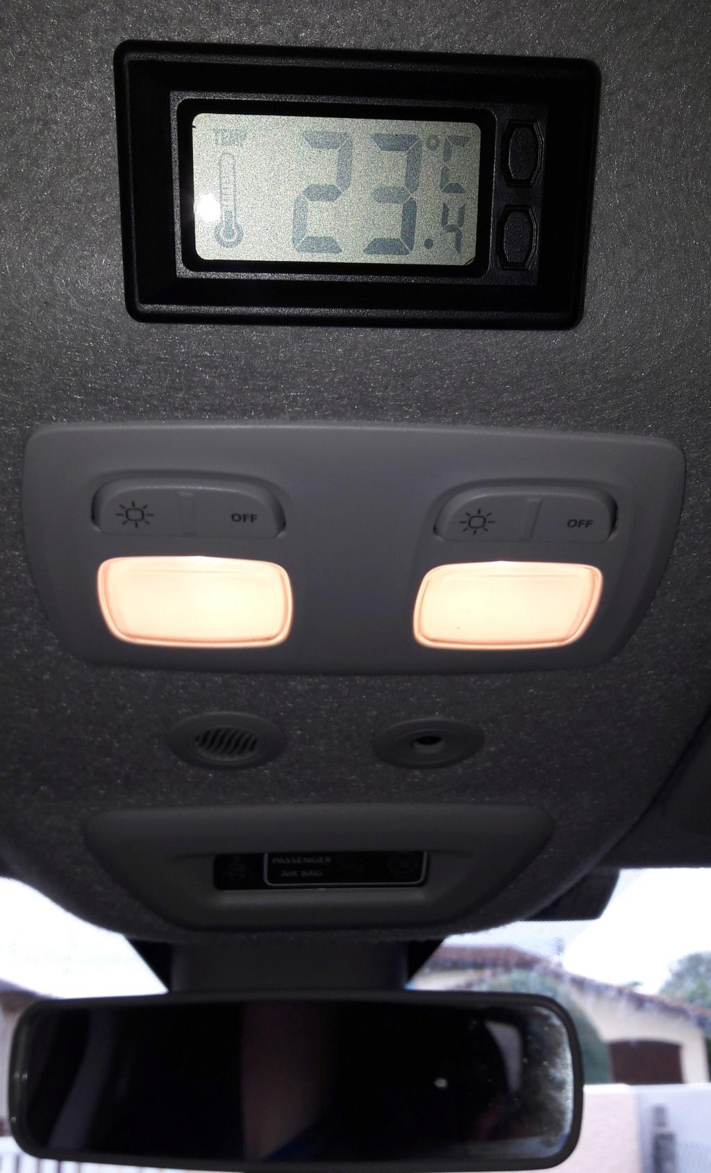 Thermomètre d'intérieur  210