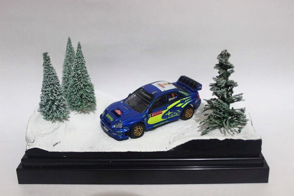 McRae Subarus 15094510