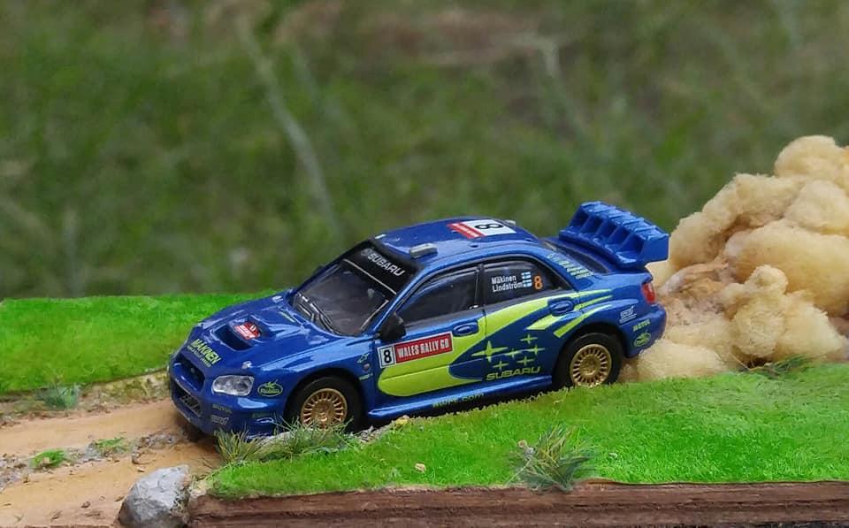McRae Subarus 38122910