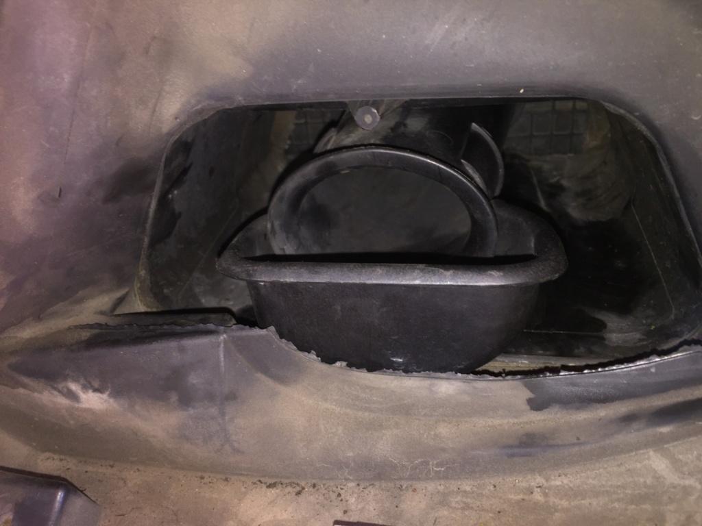 La 986 voiture étouffée d origine ... Snorke10