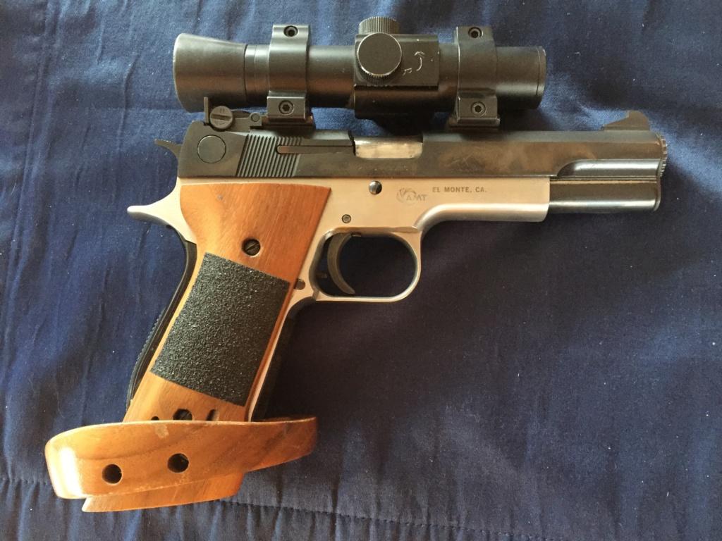S&W Model 52s Stainl10