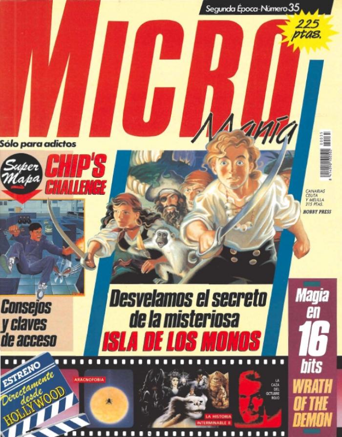 Commodore. Cuando los ordenadores molaban. También para los desgracias de Spectrum, Amstrad y MSX Microm10