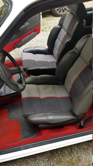 Intérieur 205 GTI 1.6l 115cv 1990 20180511