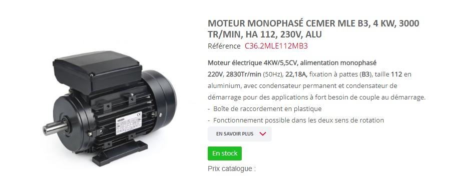 Variateur 380/200 ou moteur mono ? Moteur10
