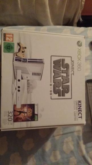 [ACH] Xbox 360 edition limitée Star Wars 20190116