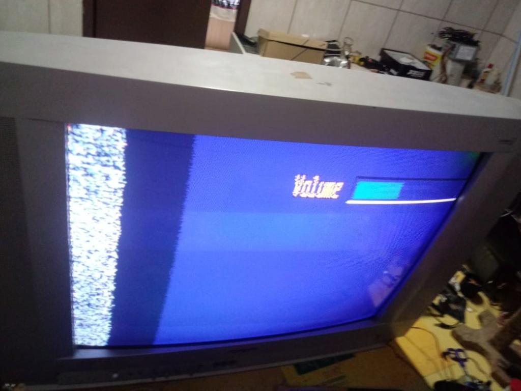 TV CCE HPS-2988 proplema ho horizontal Whatsa11