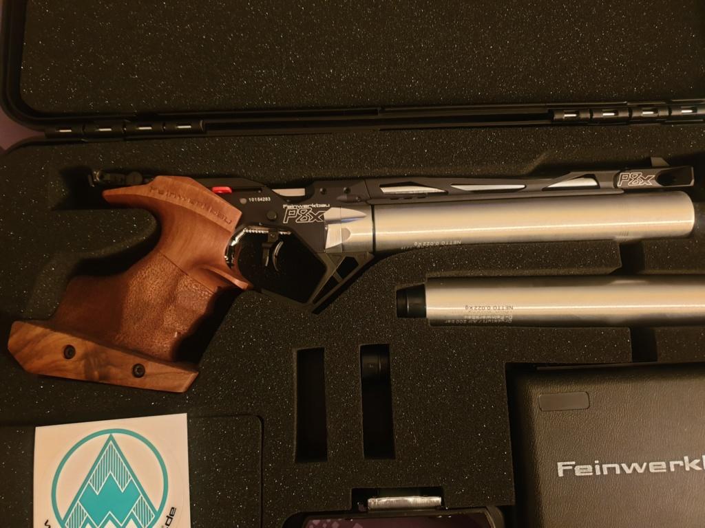 Mon tous premier pistolet 10M  FEINWERKBAU P8X Fein_p15