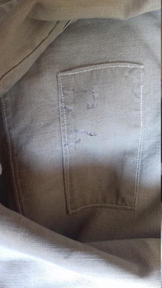 Marquage étrange chemise m48 20190712