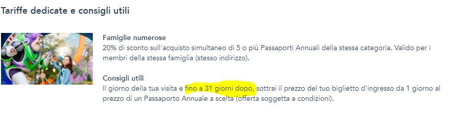 Passaporti annuali (info pag. 1) - Pagina 9 31gior10