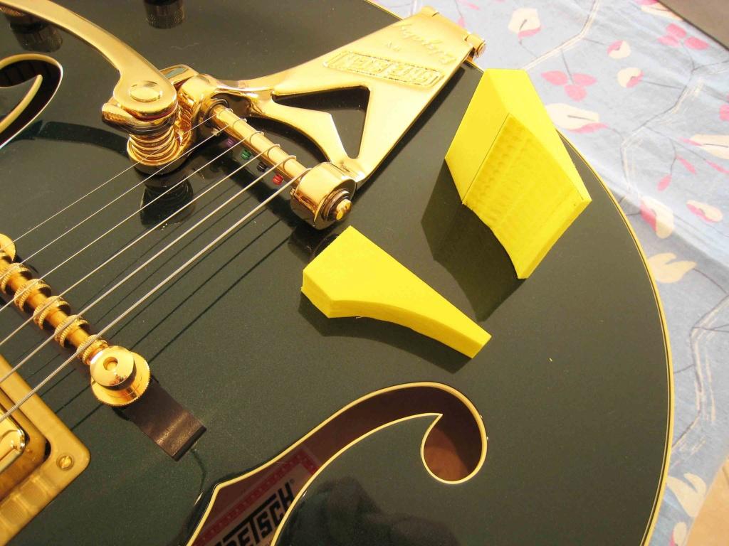 Quelles cordes pour une G6196T-59VS Country Club B12