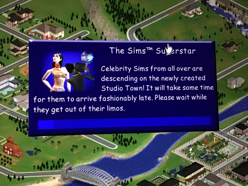 The sims 1 complete. C2753410