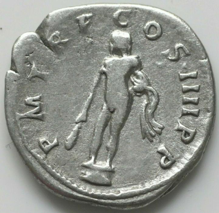 Denario de Trajano. PM TRP COS IIII PP. Roma 20190812