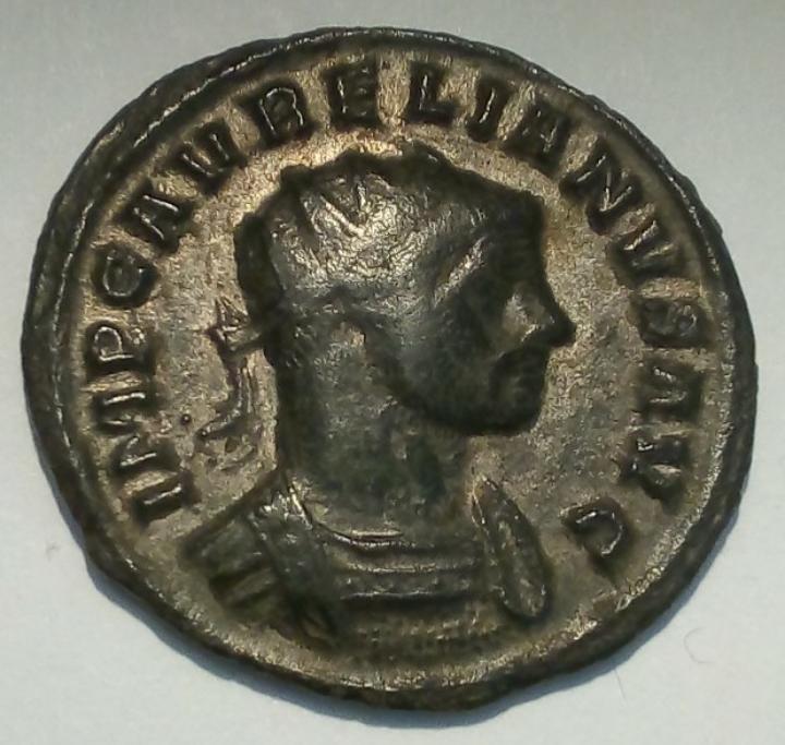 Aureliano de Aureliano. CONCORDIA MILITVM. Emperador y Concordia. Siscia. 20191013
