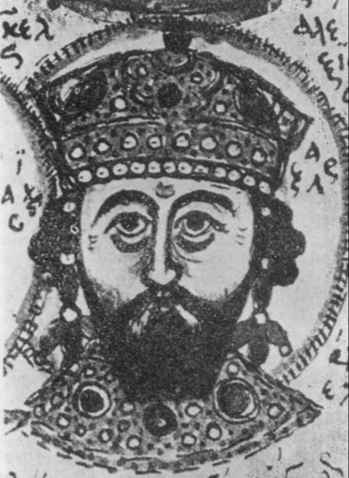 Aspron Trachy de Alejo III Ángelo-Comneno. Constantinopla, 1195-1203 20191110