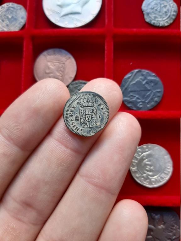 1 Maravedí de Fernando VI. Segovia, 1747. 20200816