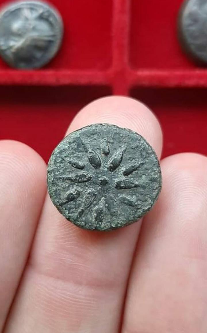 Ciudad de Gambrio, Misia. Tetracalco, c. 350 a.C. - 200 a.C. 20210342