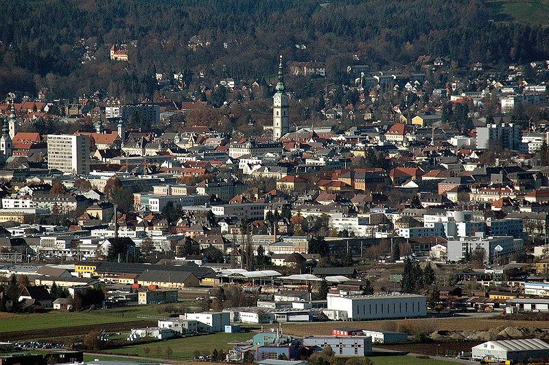 Archiducado de Austria. 1 Pfennig, 1535. Ciudad de Klagenfurt. 800px-24