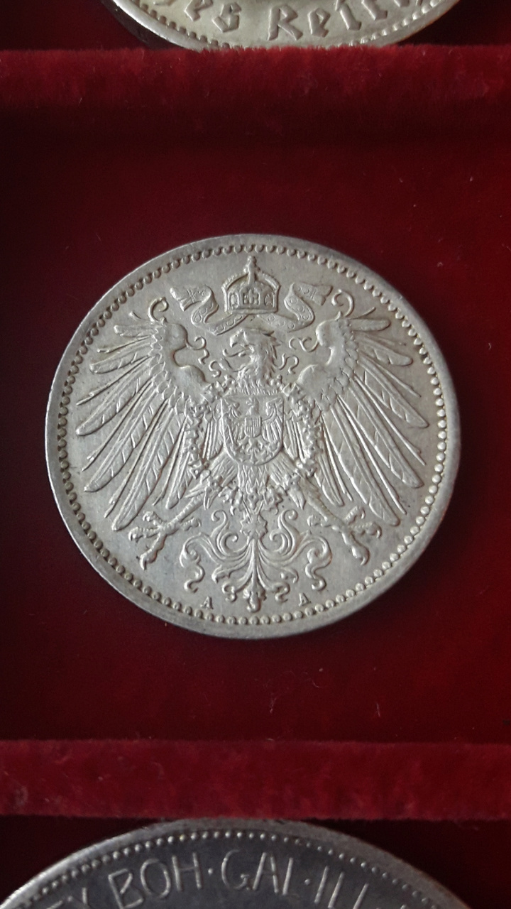 Alemania 1 Marco 1914A Screen66