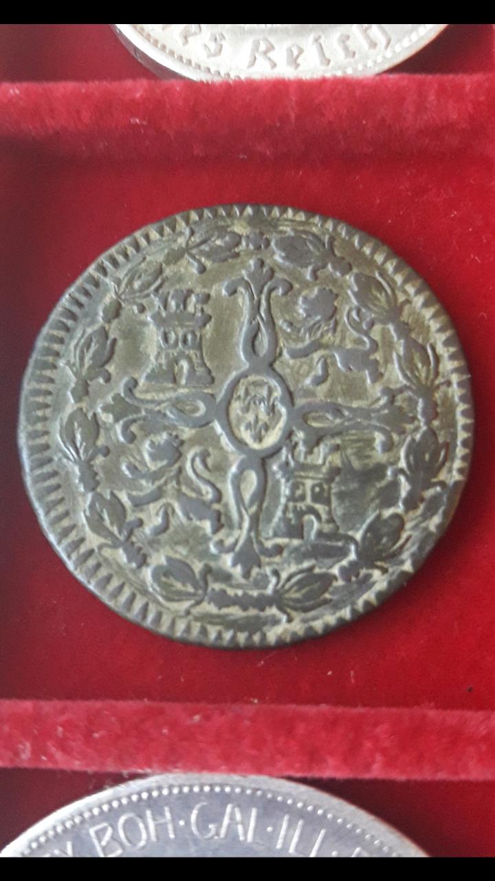 8 Maravedís 1816. Fernando VII. Jubia Screen80