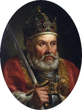 Medio Groszy de Segismundo I el Viejo, Lituania, 1513 Sigism10