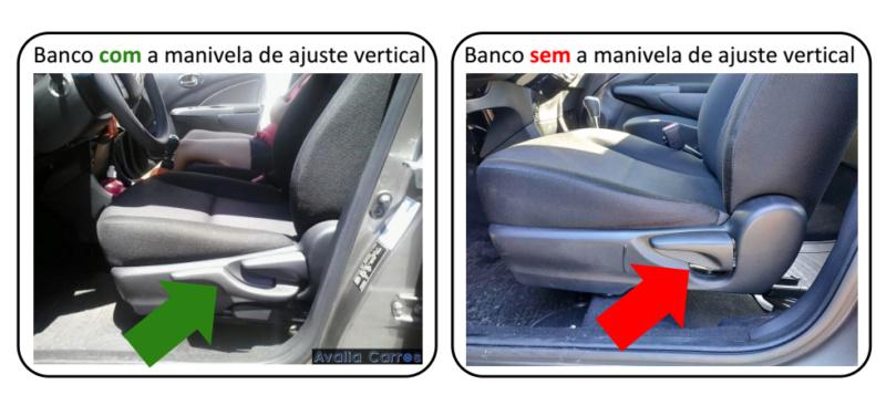 Problema na alavanca de profundidade do banco dianteiro do motorista Banco-10