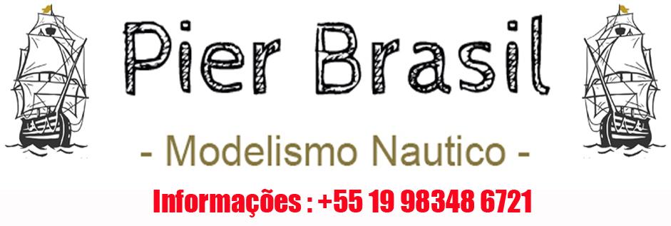 MODELISMO NÁUTICO PIER BRASIL
