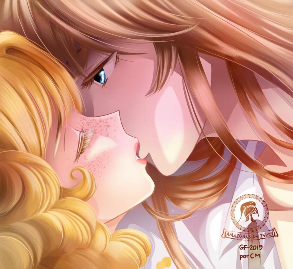 Desde la fundación K-G. Amazonas de Terry FanArt #5 Kiss and Tears 15551811