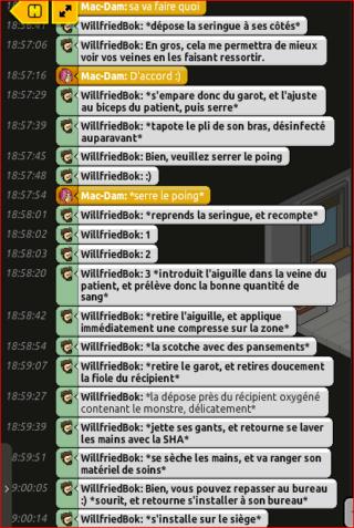 [C.H.U] Rapports d'actions RP de WillfriedBok 611