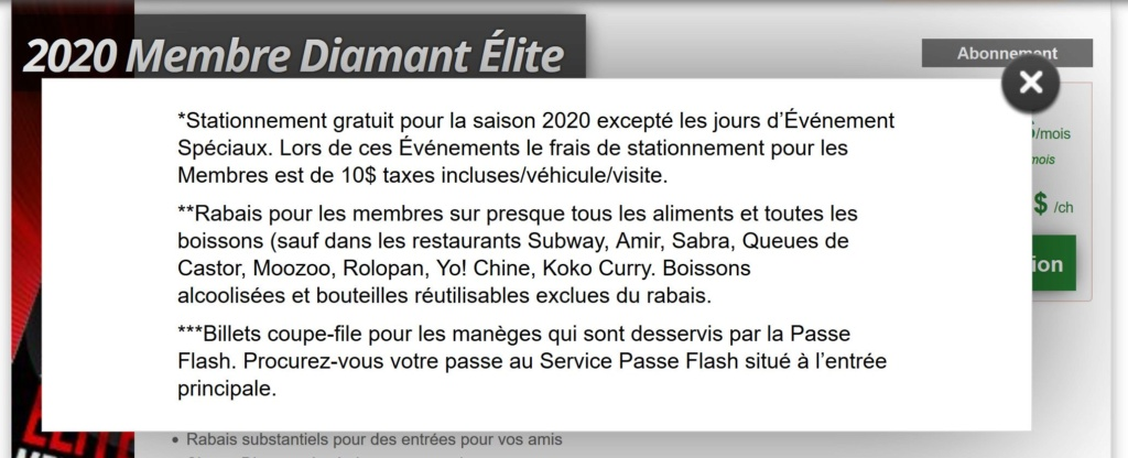 Memberships Six Flags a La Ronde - Page 3 Captur10