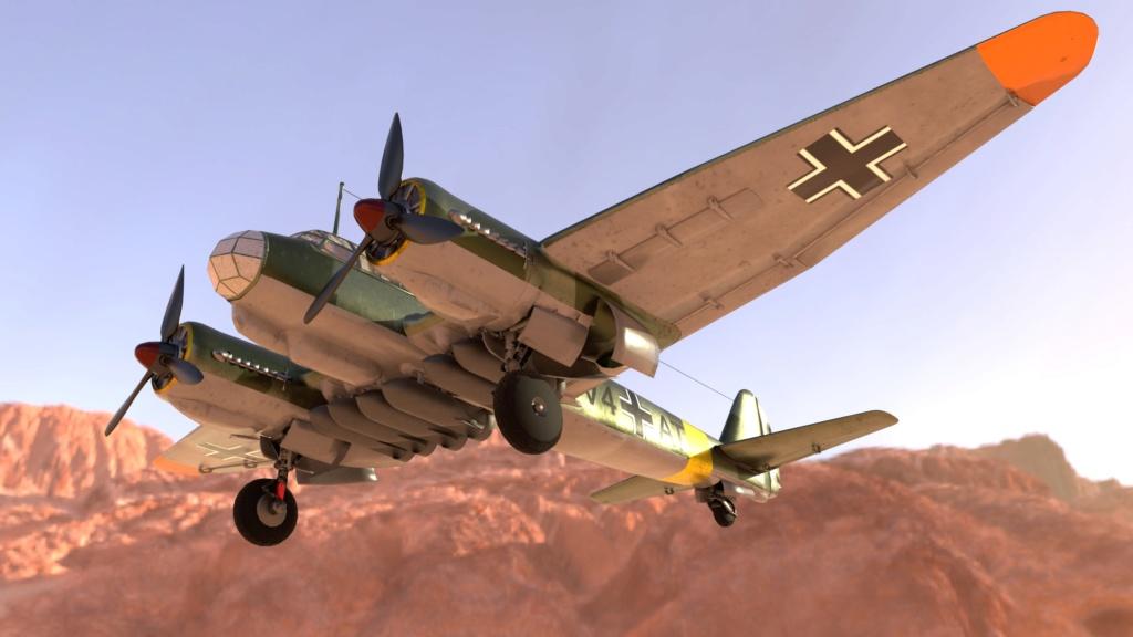 [ CINEMA4D ] (WIP) Messerschmitt BF-109 E / VRAY - Page 2 210