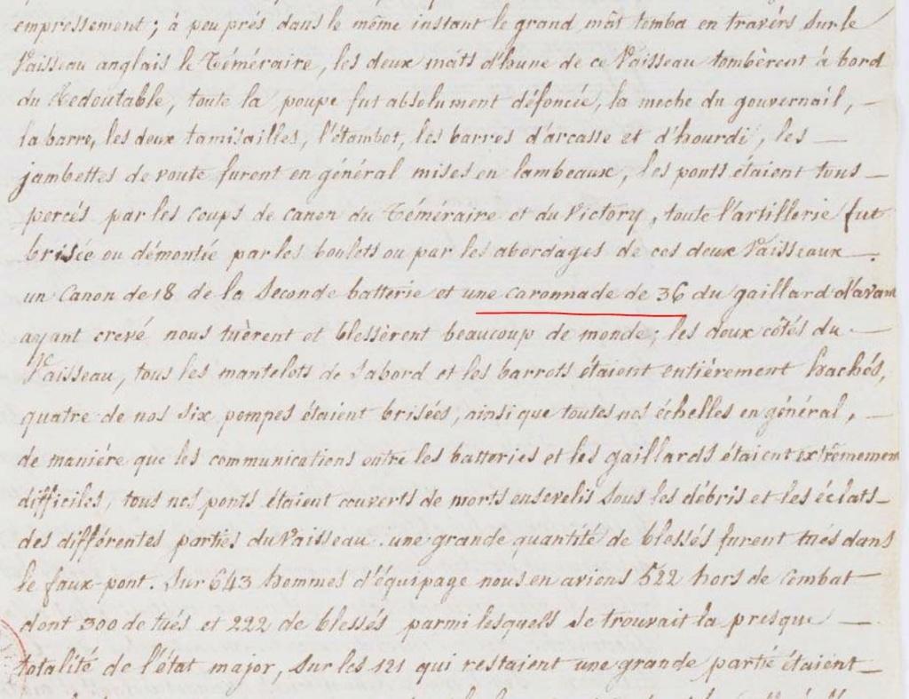 caronade de 36 - 1804 - Page 5 Unbena44